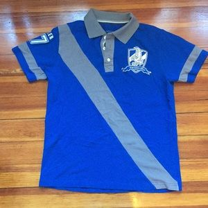 Harry Potter Ravenclaw Quidditch Polo